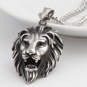 קמע ראש האריה – סגולות של עוצמה