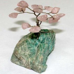 עץ הזוגיות עם אבני רוזקוורץ