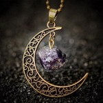 שרשרת אבן אמסטיסט אחלמה – הירח