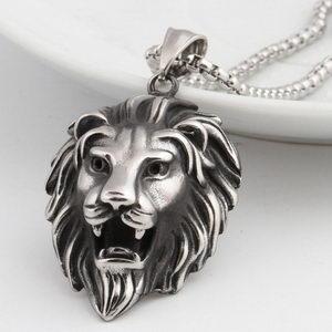 קמע ראש האריה
